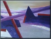 Pyramide - 70 x 100 cm