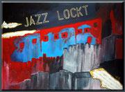 Jazz - 50 x 70 cm