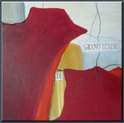 Grano Tenero - 80 x 80 cm