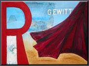 Gewitter - 60 x 80 cm