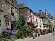 ruelles de Rochefort-en terre