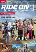 Ausgabe 01/2017 | Reisebericht Weltreise #1 | Asien | Eine Reise ins Unbekannte