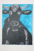 Der Kuh ins Gesicht gesehen