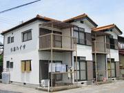 小島ハイツ 2DK 宇都宮市平松町 空きがなかなか出ない人気の物件