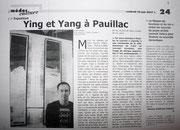 journal du médoc / juin 2007