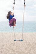 Photo Color digital serie lena play on the beach 2