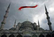 Istanbul ,Sainte Sophie, digital color