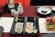 房総の太巻き寿司