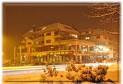 Erster Schnee 1./2.12.2010