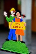 KITA Birebaum hat sich liebevoll um die kleinsten Besucherinnen und Beschucher gekümmert