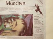 Zeitungsbericht Süddeutsche Zeitung 1