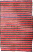 37.  Ghasghai,  Kelim, Südwestpersien, 1. Hälfte 20. Jahrhundert, 316 x 193 cm