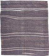 17. Kara Kelim, Anatolien, 4. Viertel 20. Jahrhundert, 266 x 230 cm