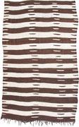 24.  Ourika Kelim,  Hoher Atlas,  3. Viertel 20. Jahrhundert,  277 x 170 cm