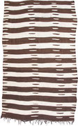 25.  Ourika Kelim,  Hoher Atlas,  3. Viertel 20. Jahrhundert,  277 x 170 cm