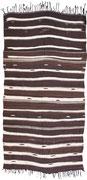 19. Ourika Kelim,  Hoher Atlas,  3. Viertel 20. Jahrhundert,  363 x 180cm