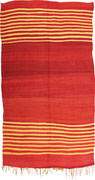 38.  Kelim Marokko 4. Viertel 20. Jahrhundert 384 x 175 cm