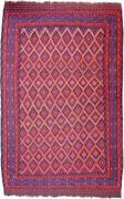 22. Maimana Kelim, Nordostafghanistan, um 1950, 515 x 326 cm SOLD