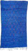 16. Berberteppich, Mittlerer Atlas, Beni Mguild, 4. Viertel, 20. Jahrhundert, 335 x 181 cm
