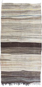 14.  Pre Sahara Kelim,  Marokko,  3. Viertel 20. Jahrhundert,  305 x 146cm