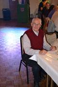 2012, seit 30 Jahren aktiver Sportschütze: Kaspar Schmitz