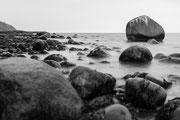 Der Schwanenstein bei Lohme auf Rügen