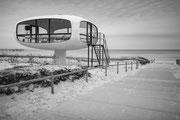 Mütherturm / Rettungsturm im Ostseebad Binz