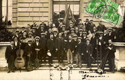 Mandolin' Club, Genève, vers 1900