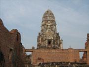 Tempel in Ayutthaja