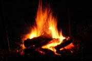 Можно бесконечно смотреть на текущую воду, огонь и на то, как работают другие...
