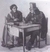 UNO SCRIVANO PUBBLICO (1857)