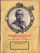 VITTORIO EMANUELE III COPERTINA