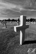 Omaha - cimitero monumentale ai caduti del 2° conflitto mondiale