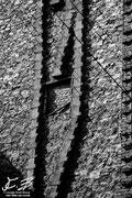 Reims - camini di una casa del centro