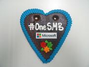 Microsoft Lebkuchenherz