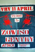 Zowiso - Attack - Enschede - 1986