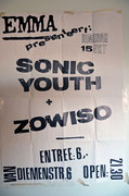 Zowiso - Emma - Amsterdam - 1985