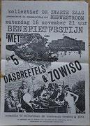 Zowis0 - De Zwarte Zaag - Dordrecht - 1985
