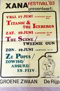 Zowiso - De Groene Zwaan - De Rijp - 1983