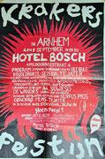 Zowiso - Hotel Bosch - Arnhem - 1982