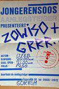 Zowiso - De Aanleg Steiger - Gorkum - 1984