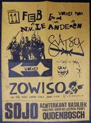 Zowiso - Sojo - Oudenbosch - 1984