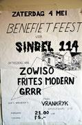 Zowiso - Vrankrijk - Amsterdam - 1985