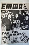 Zowiso - Emma - Wijk aan Zee - 1986