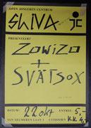 Zowiso - Shiva - Uithoorn - 1983