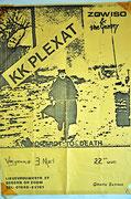 Zowiso - Plexat - Bergen op Zoom - 1985