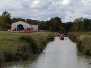 Balade en canoë ou en barque pour la découverte du marais Poitevin