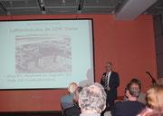 Das Thema: Historie - Aufbruch – Tragik der Flugzeugentwicklung in Dresden