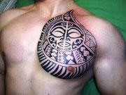Maori/Polinesien Style Tattoo Greifswald