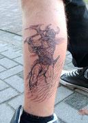Wikinger Tattoo Greifswald